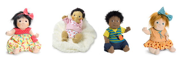 Rubens Barn Dolls